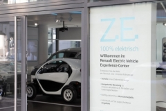 2018 - Renault Electric Vehicle Experience Center de Berlin