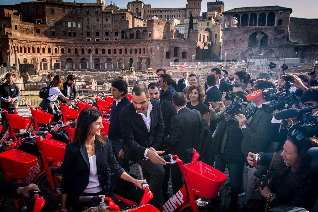 Virgina-Raggi-Michele-Biggi-bikes