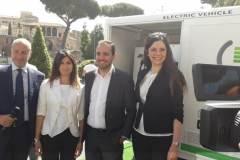 E_Gap_roma_electric_motor_news_01_De-Blasio_Raggi_De-Meo_Meleo