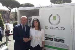 E_Gap_roma_electric_motor_news_03Eugenio-de-Blasio_Virginia-Raggi