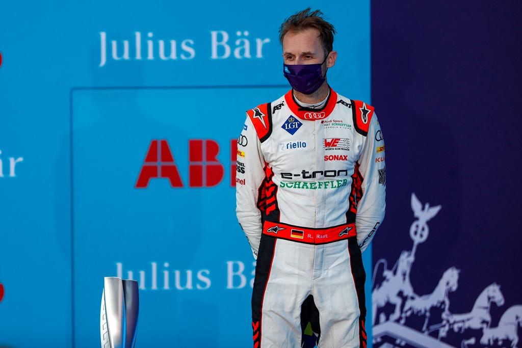 René Rast (DEU), Audi Sport ABT Schaeffler, 3rd position