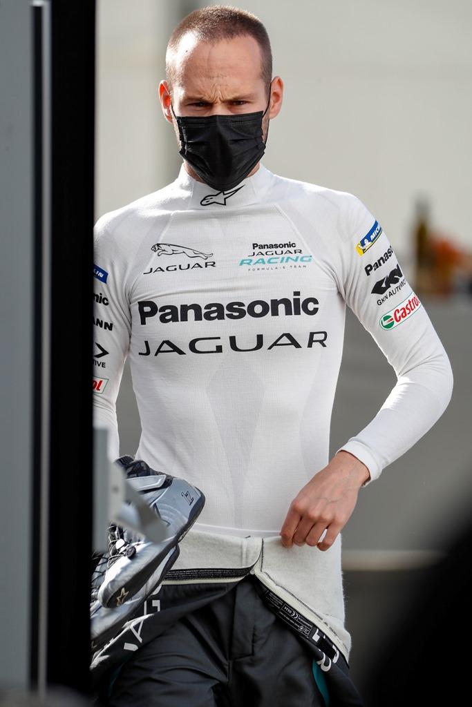 Tom Blomqvist (GBR), Panasonic Jaguar Racing