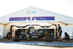 Stoffel Vandoorne (BEL), Mercedes Benz EQ, EQ Silver Arrow 01