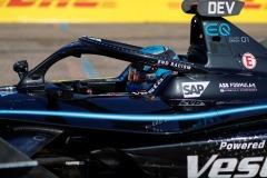 Nyck De Vries (NLD), Mercedes Benz EQ, EQ Silver Arrow 01