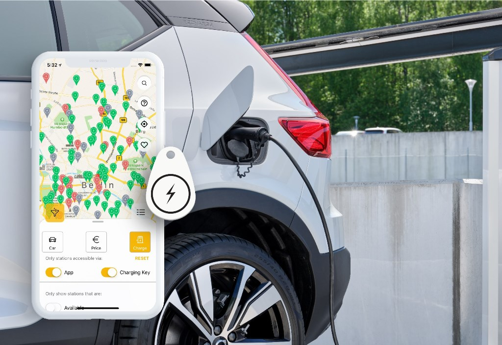 Volvo Cars and Plugsurfing offer Europe-wide charging service on all electric models