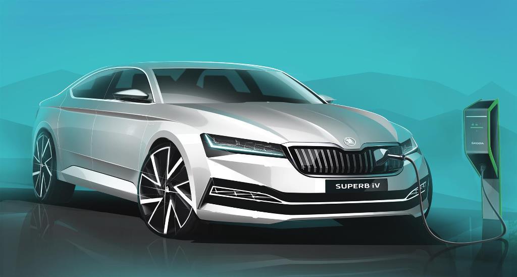 skoda_superb_iV_electric_motor_news_04