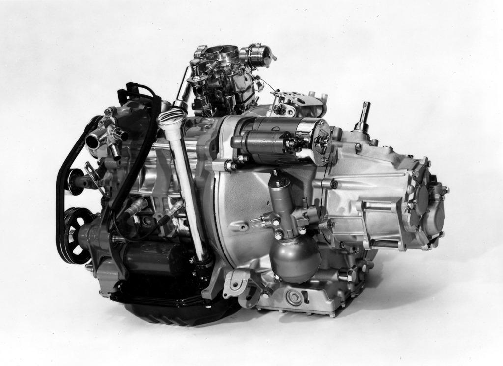 Motore-e-cambio-della-GS-Birotor-foto-2