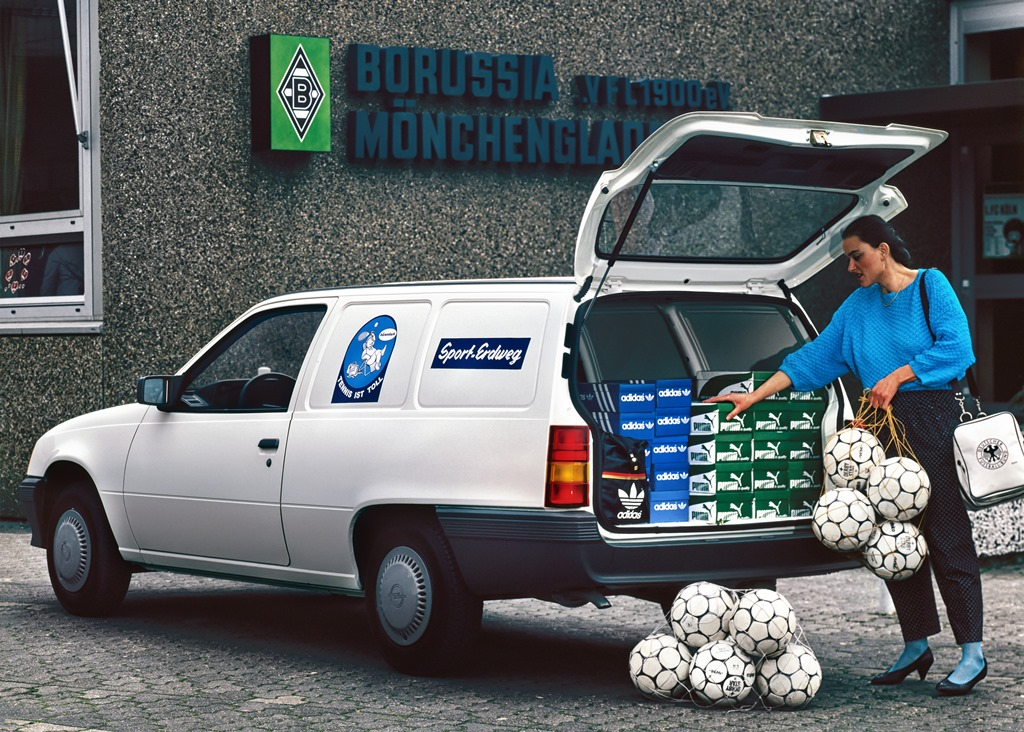 Opel Kadett E Lieferwagen