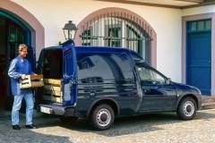 Opel Combo B, 1998