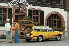 Opel Rekord Caravan, 1977