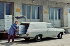 Opel Rekord A Schnelllieferwagen (1963–65)