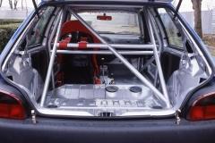 Saxo Cup 1996, presentazione vettura, foto 3