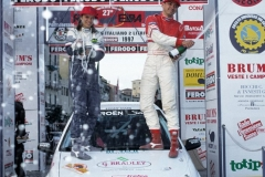 Saxo Rally 1997 traguardo all'Elba