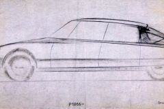 Disegno di Robert Opron del 1966