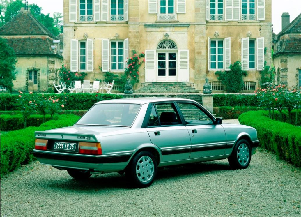 PEUGEOT-505V6-1986-1