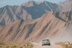 DS impegnate nel Rally del Marocco 1969 - foto 2