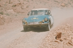 DS impegnate nel Rally del Marocco 1969 - foto 5