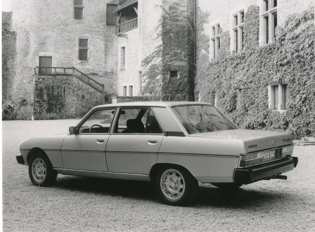 PEUGEOT 604 GTD turbo