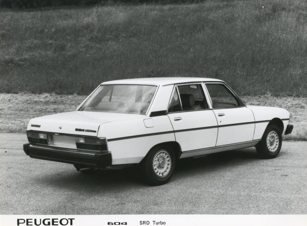 PEUGEOT 604 SRD turbo (2)