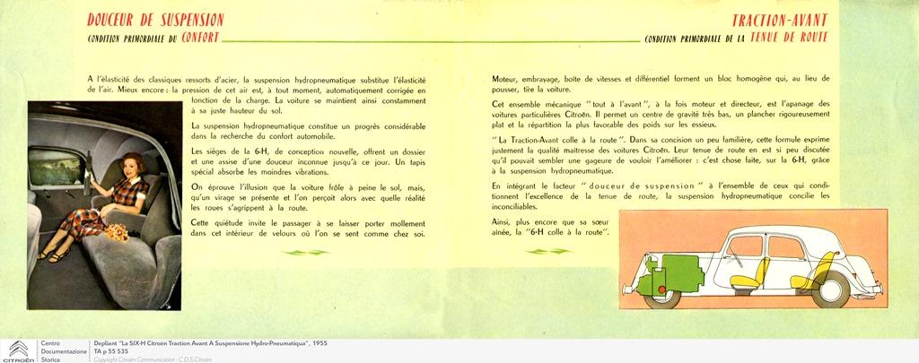 Brochure 15 Six H Retro