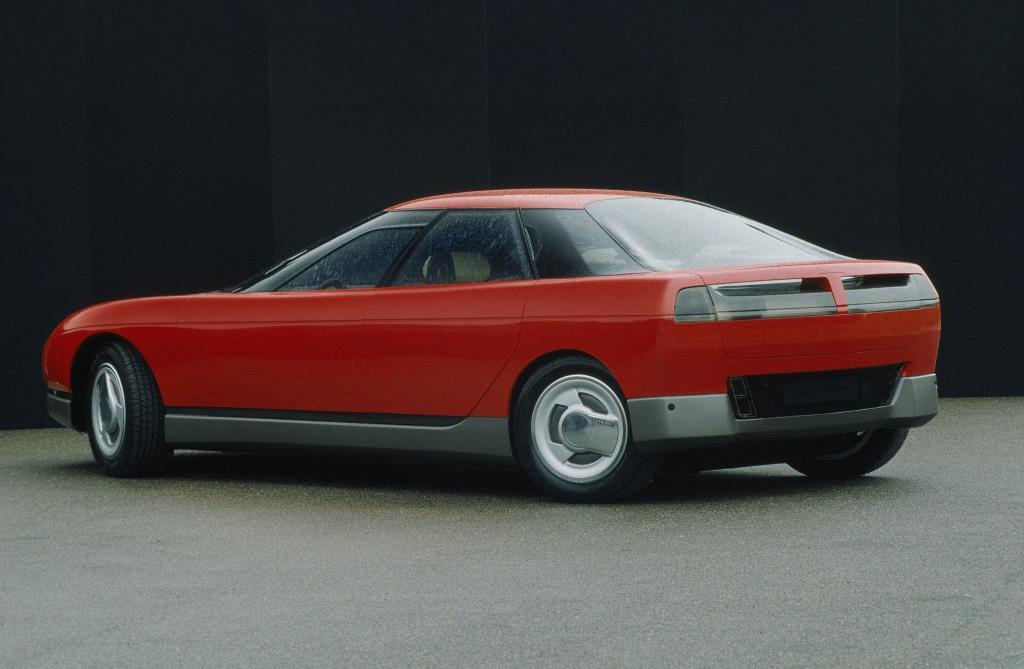 Prototipo ACTIVA del 1988 foto 2