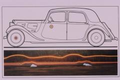 Prova andamento vettura tradizionale