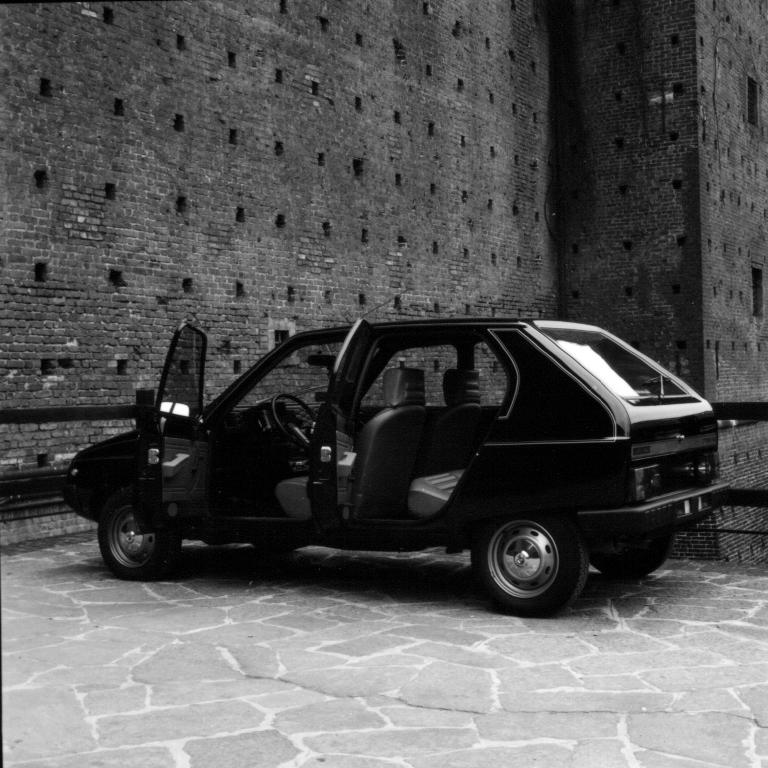 VISA Carte Noire, shooting italiano inedito, foto 3