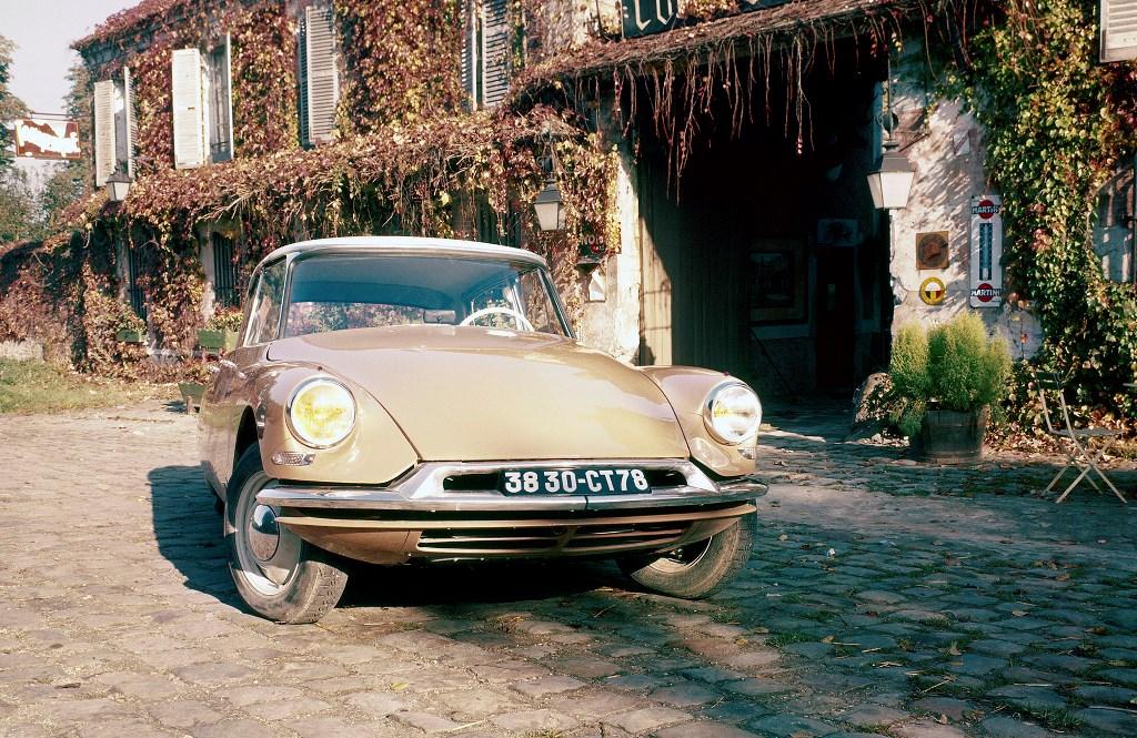 1961 ID19 Confort