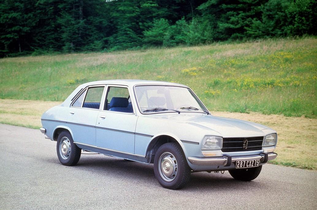 504 prima Peugeot auto dell'anno della storia (1)