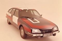 livrea delle vetture della squadra corse Citroen dal 1977