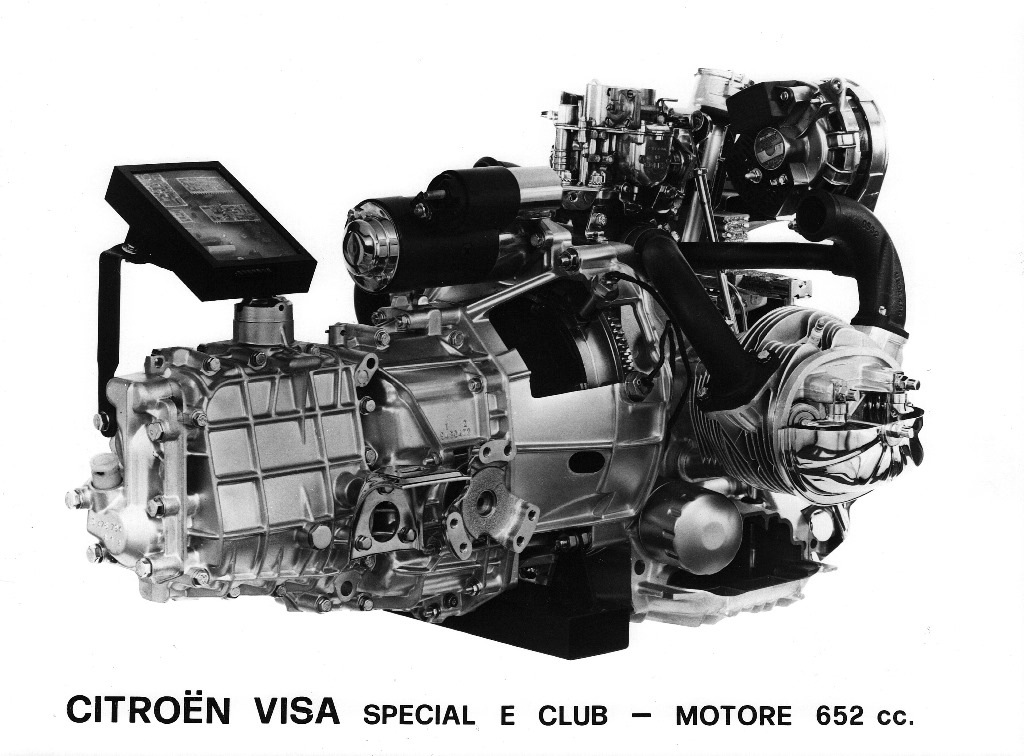 Motore VISA Special e Club