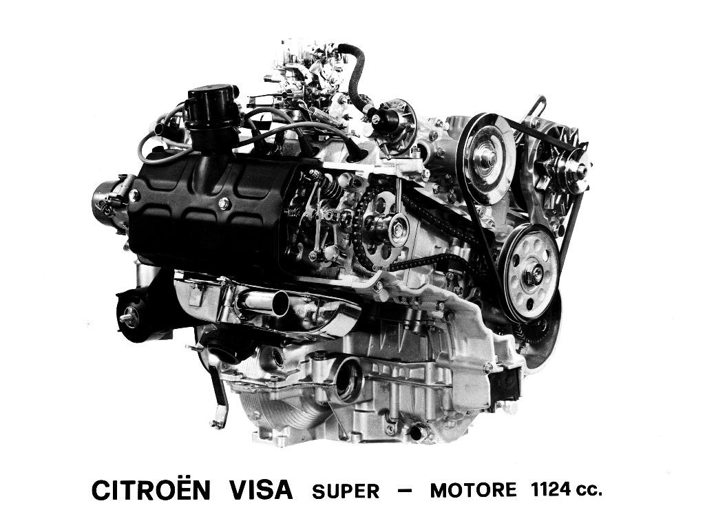 Motore VISA Super