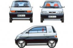 Opel MAXX (1995)