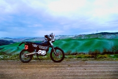 Tacita T-Race Rally at the Eroica