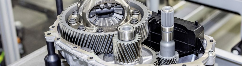 The all-rounder – the 1-speed gearbox