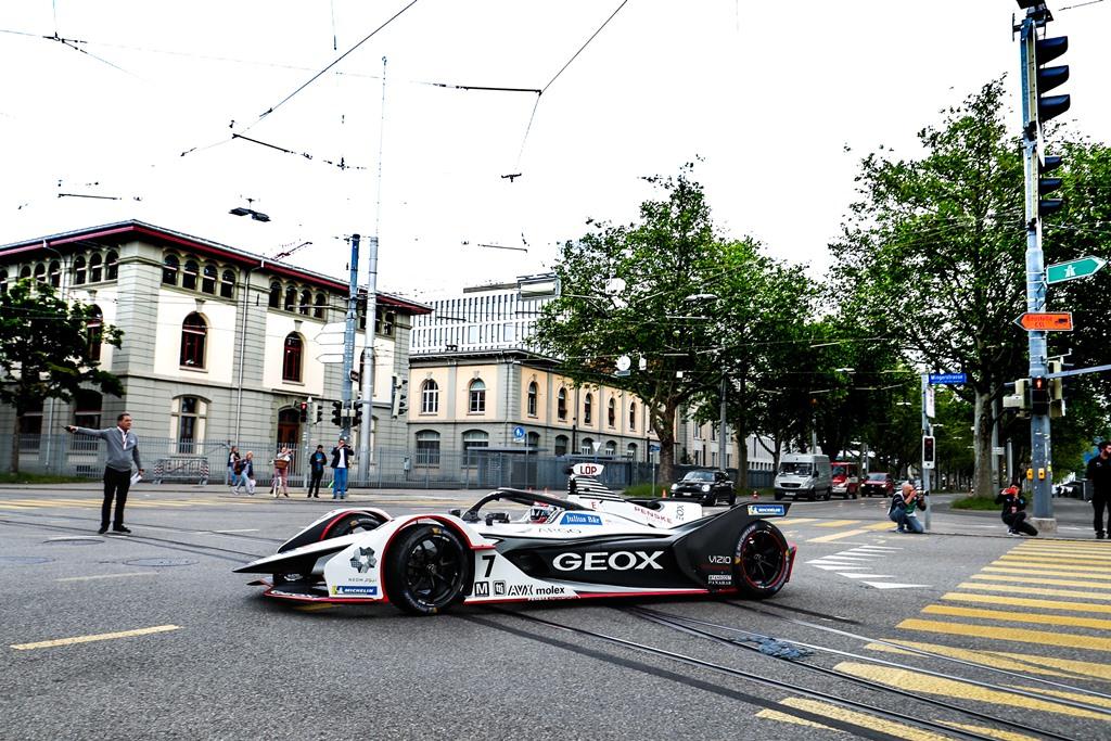 2019 Bern E-Prix
