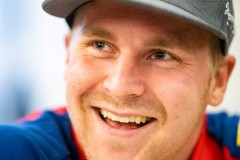 Esapekka Lappi (FIN) of team Citroen Total WRT poses for a portrait during the World Rally Championship Great Britain in Llandudno, United Kingdom on October 2, 2019 // Jaanus Ree/Red Bull Content Pool // AP-21RKCNWPW1W11 // Usage for editorial use only //