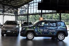 Consegna di due Jeep Renegade 4xe a RSE.