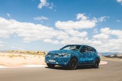 Mercedes-Benz EQC heat testing In Spain // Mercedes-Benz EQC Hitzeerprobung in Spanien