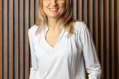 Martina Buchhauser, Senior Vice President Procurement