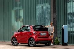 Die neue Generation: smart EQ fortwo cabrio // The new generation: smart EQ fortwo cabrio