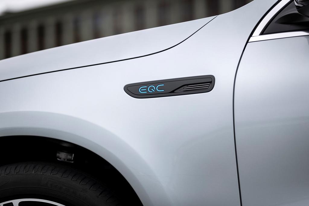 Der neue Mercedes-Benz EQC   Oslo 2019 // The new Mercedes-Benz EQC   Oslo 2019