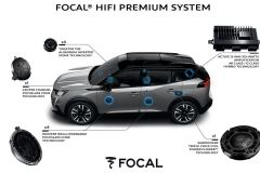 PEUGEOT-SUV-2008-Focal-audio-system