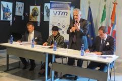 Conferenza Stampa - da sinistra Antonioli, De Santis, Chiamparino e Ilotte-3