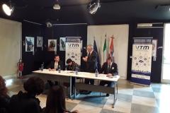 Conferenza Stampa - da sinistra Antonioli, De Santis, Chiamparino e Ilotte-6
