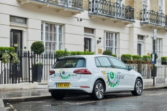 The new fully electric Zipcar E-Golf is due to launch this summer