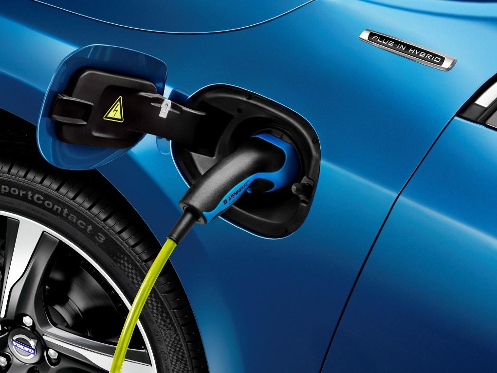 Volvo V60 Plug in Hybrid R Design
