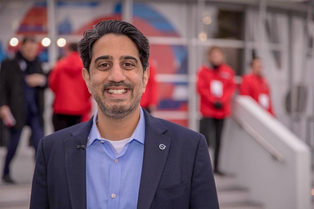 Zaki Fasihuddin, CEO of the Volvo Cars Tech Fund