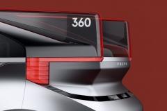 Volvo 360c Exterior