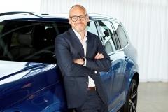 Björn Annwall, Senior Vice President Strategy, Brand & Retail